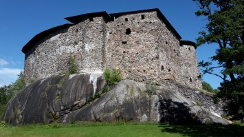 First part built 1370 by Bo Jonsson Grip, later also the kings residence