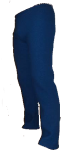 Blue wool leggings - for the active person